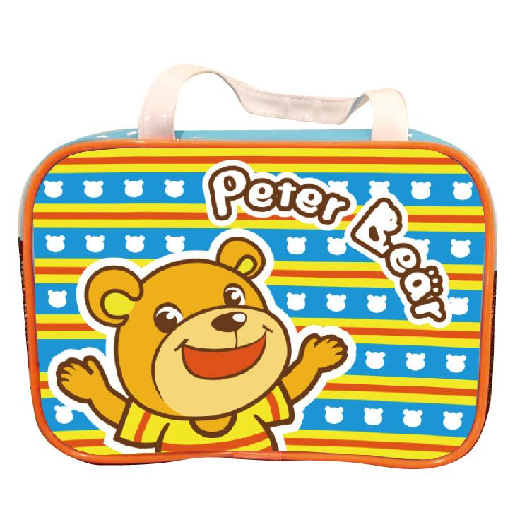 彼得熊餐袋