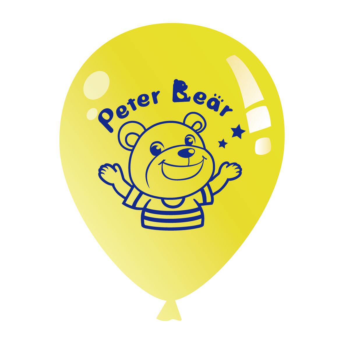 氣球-彼得熊 (100個)