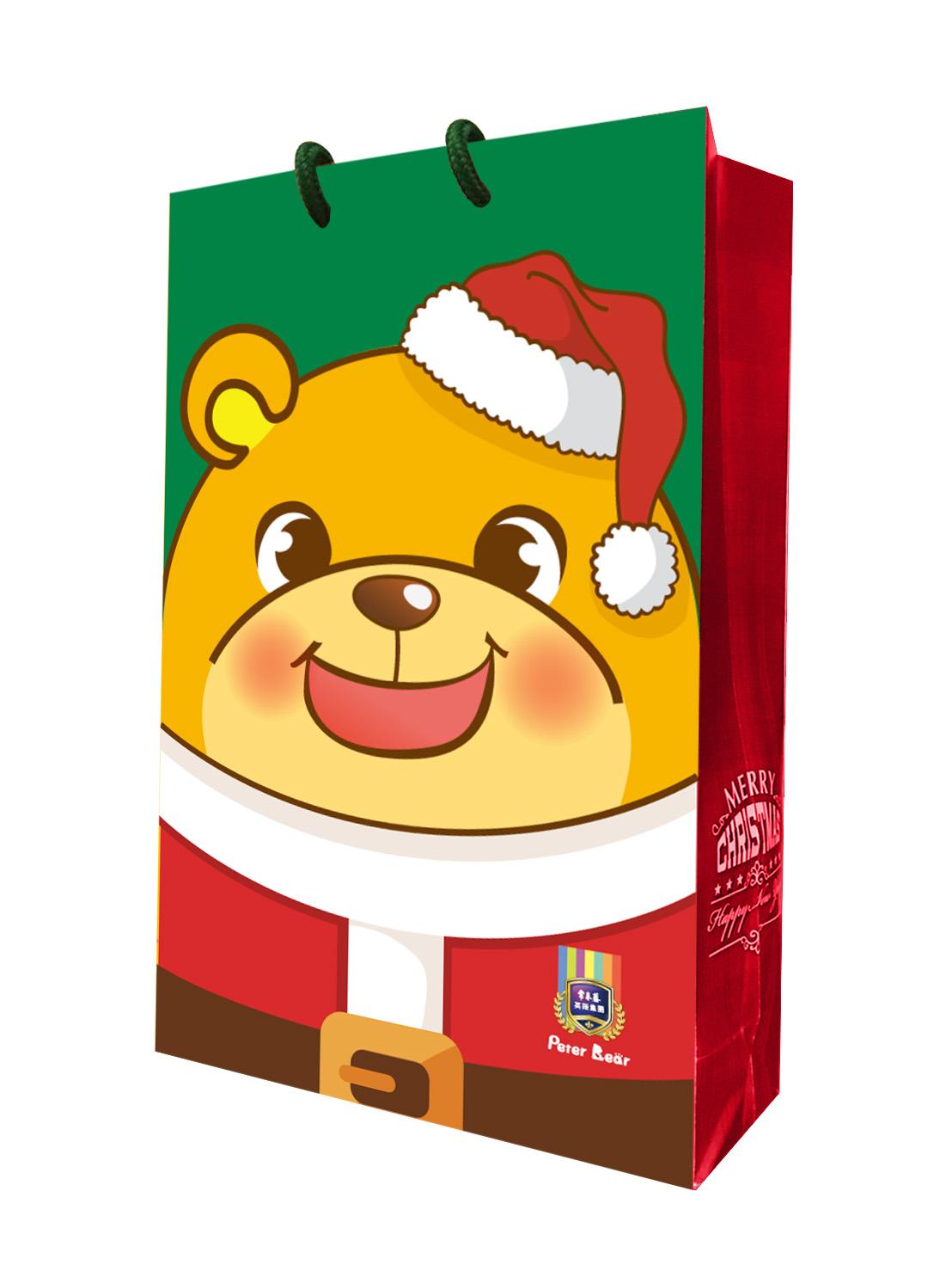 聖誕歡樂提袋