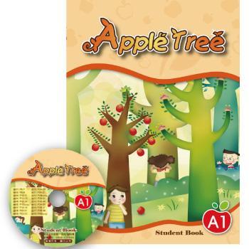 Apple Tree課本A1(附貼紙)