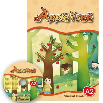 Apple Tree課本A2(附貼紙)