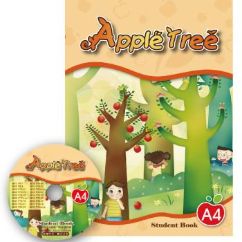 Apple Tree課本A4