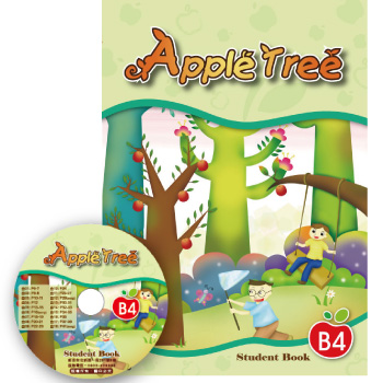 Apple Tree課本B4