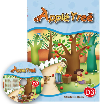 Apple Tree課本D3
