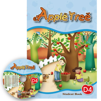 Apple Tree課本D4