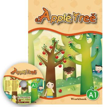 Apple Tree習作A1(附貼紙)