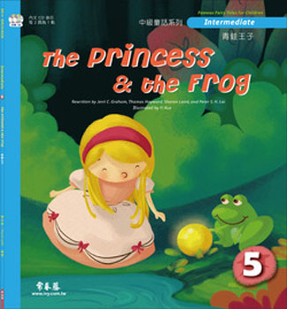 青蛙王子+2CD(童話)-EW10
