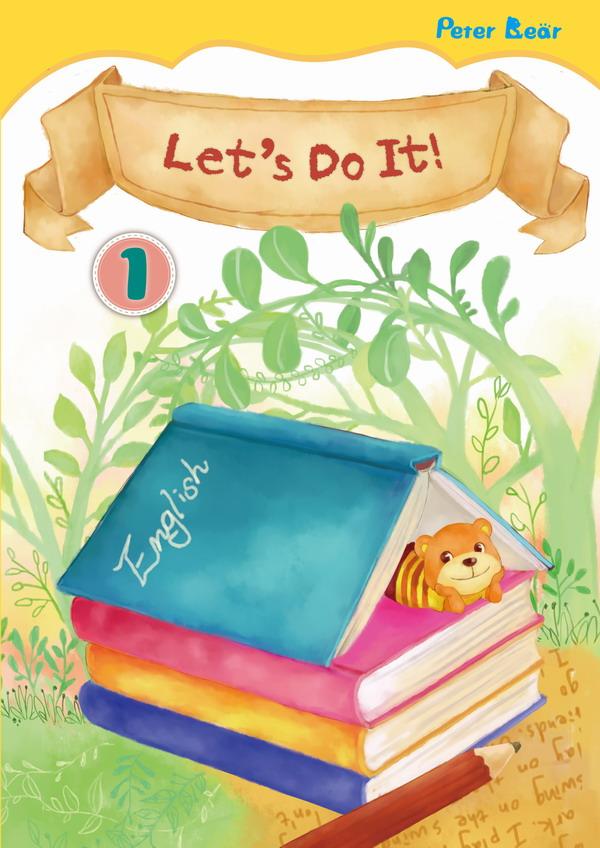 Let's Do It-1閱讀小書