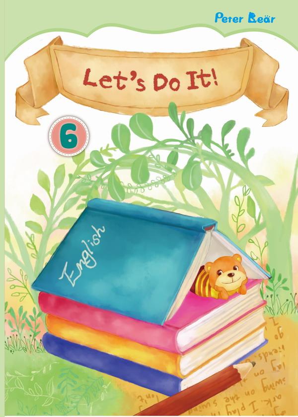 Let's Do It-6閱讀小書
