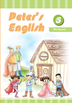 Peter's English第六冊習作附光碟