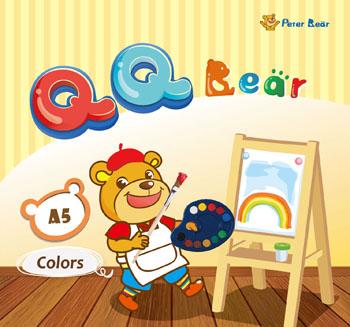 QQ Bear A5 (附貼紙)