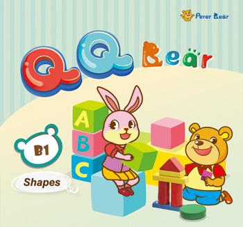 QQ Bear B1 (附貼紙)