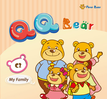 QQ Bear C2 (附貼紙)