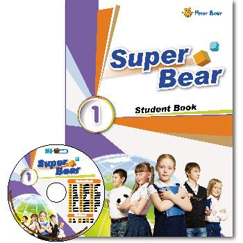 Super Bear課本-1